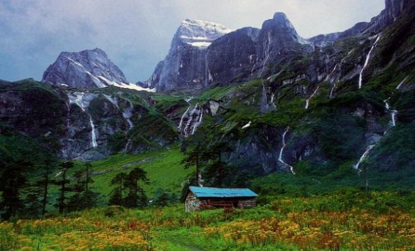 Himalayas Facts-Diverse Ecology