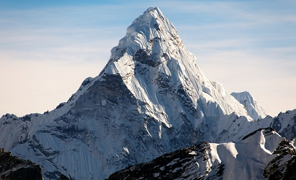 Himalayas Facts-Naming Mount Everest