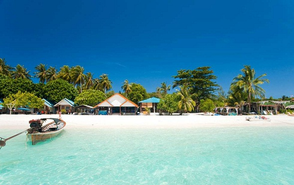Honeymoon Places in India in December-Andaman and Nicobar Islands
