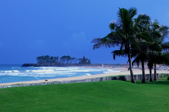 Honeymoon Places in India in December-Daman and Diu