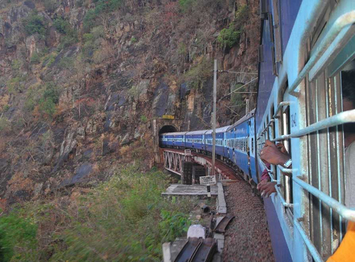 travel indian train journeys rail