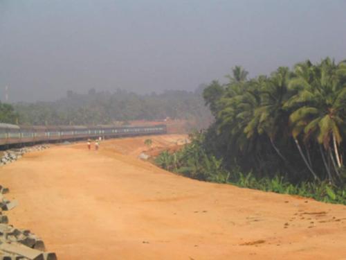 Kanyakumari to Trivandrum Rail Journey