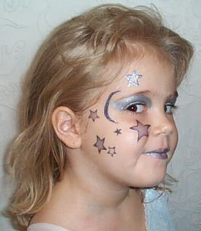 Kids Face Tattoo