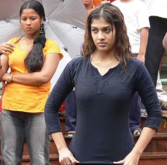 Nayanthara Without Makeup