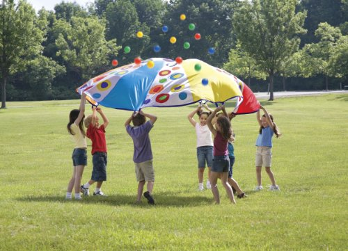 Parachute Games For Child