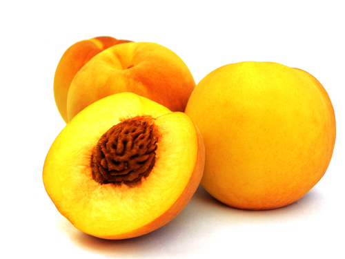 Peach Fruits For Dry Skin