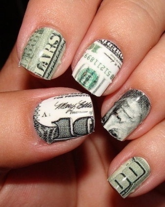 Play note dollar nails