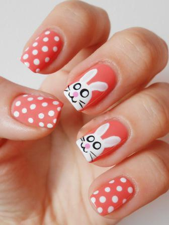 9 simple easter nail art designs with pictures  styles at