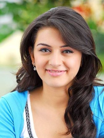 Simple and Pretty Hansika