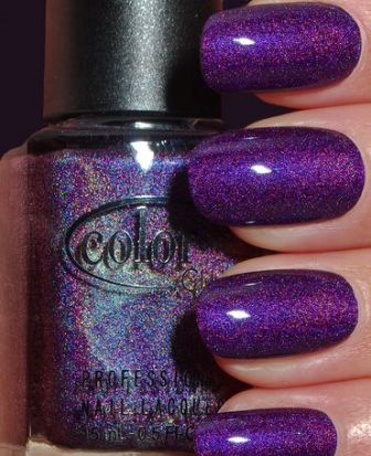 9 easy purple nail art designs with images  styles at life