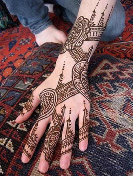 Image result for Gujarati Mehandi Designs