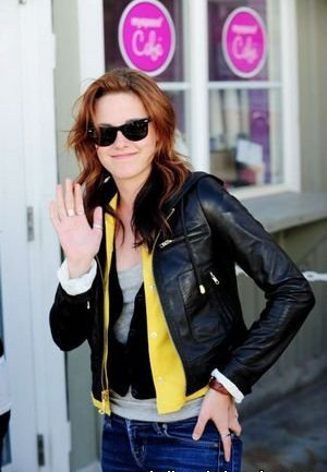 Kristen Stewart Without Makeup