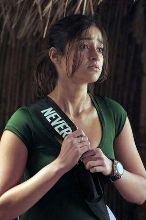 Still shot from a movie