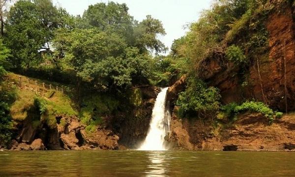 Waterfalls in Goa-Arvalem Falls