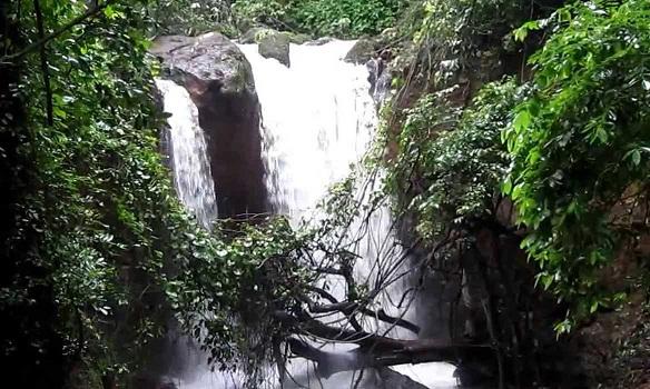 Waterfalls in Goa-Kesarval Falls