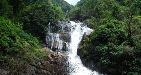 waterfalls in goa