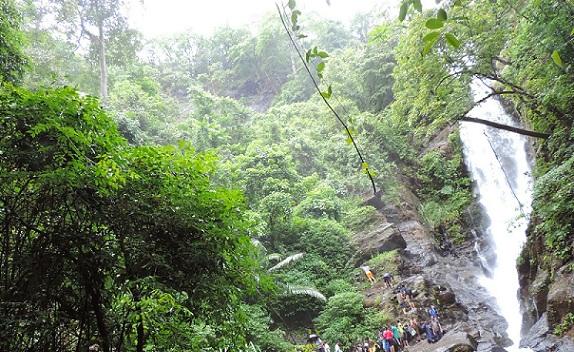 Waterfalls in Goa-Netravali Falls