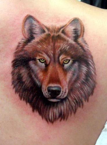 20 best wolf tattoo designs with meanings styles at life. Black Bedroom Furniture Sets. Home Design Ideas