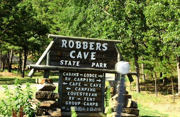robbers cave