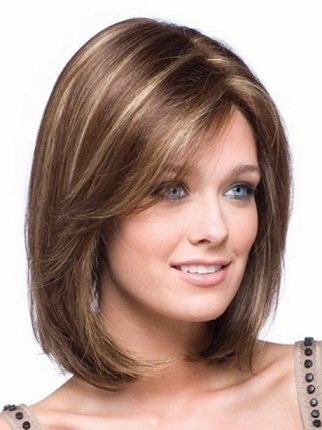 25 best hairstyles for round faces with pictures  styles