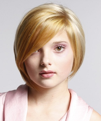 Suitable Hairstyle For Round Face Pixie Bob Haircut