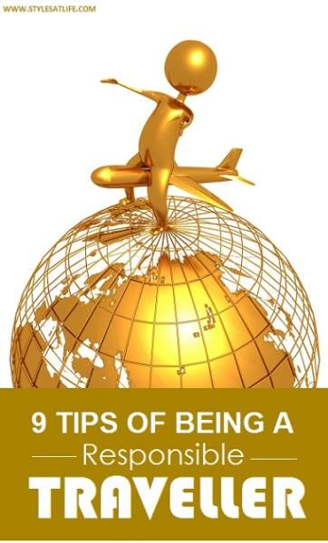 9 Tips of Being a Responsible Traveller
