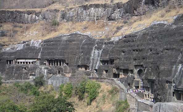 Ajanta-Caves_Aurangabad-Tourist-Places