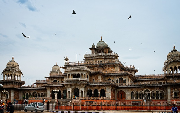 Tourist Places in and Around Jaipur
