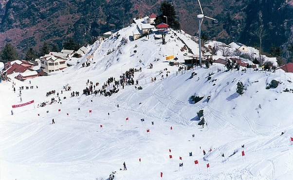 auli_uttarakhand-tourist-places