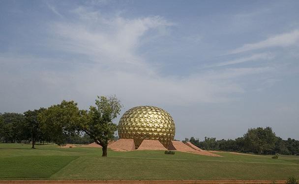 auroville_pondicherry-tourist-places