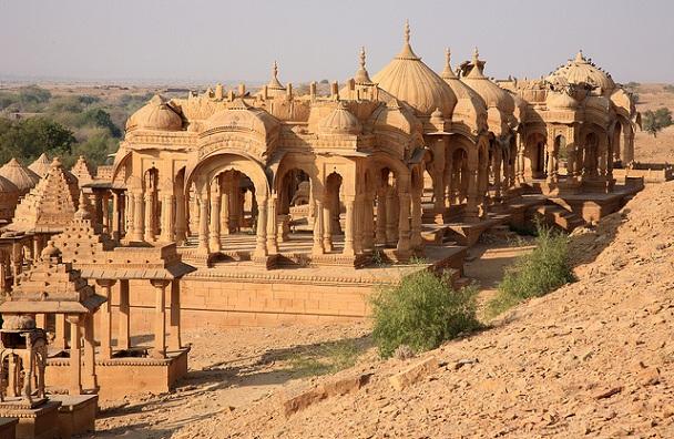 bada-bagh_jaisalmer-tourist-places