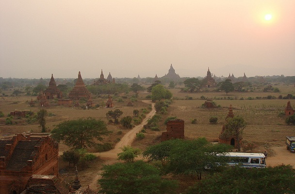 bagan_myanmar-tourist-places