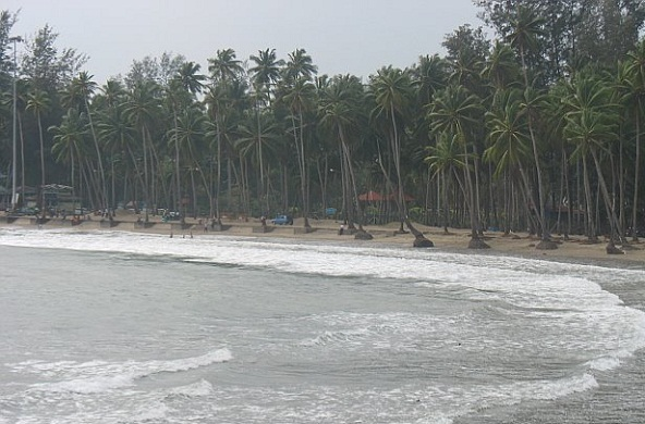Beaches in Andaman-Corbyn's Cove Beach