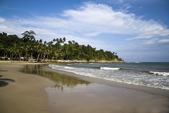 Beaches in Andaman-Harminder Bay Beach