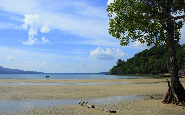 Beaches in Andaman-Karmatang Beach