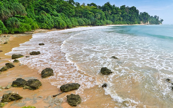 Beaches in Andaman-Neil Island Beach