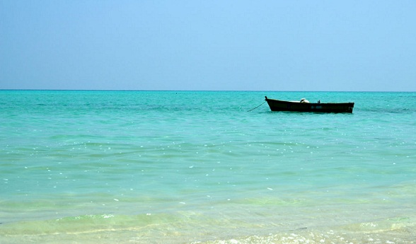Beaches in Andaman-Vijaynagar Beach
