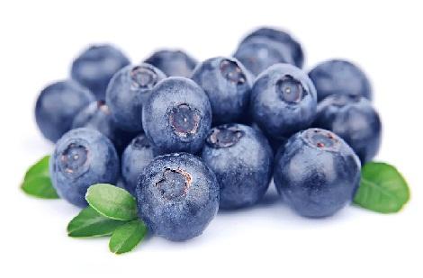 Glowing Skin Food Blueberries