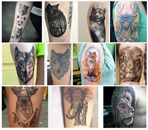 3f2c6e33c 30 Best Ever Animal Tattoo Designs & their Meanings | Styles At Life