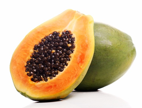Best Beauty Tips for Pimples - Raw Papaya