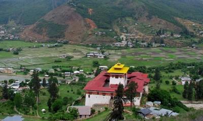 bhutan tourist places