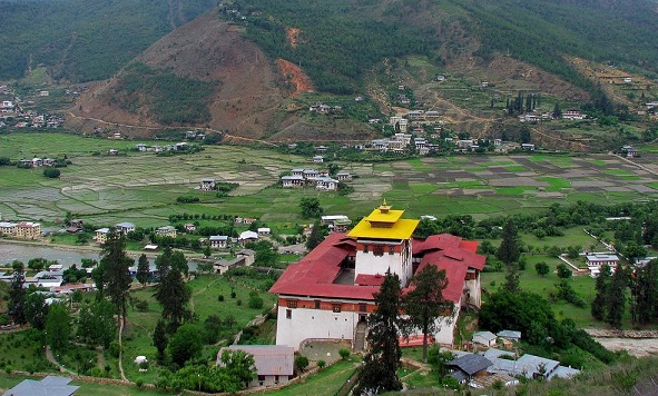 Bhutan Tourist Places-Paro