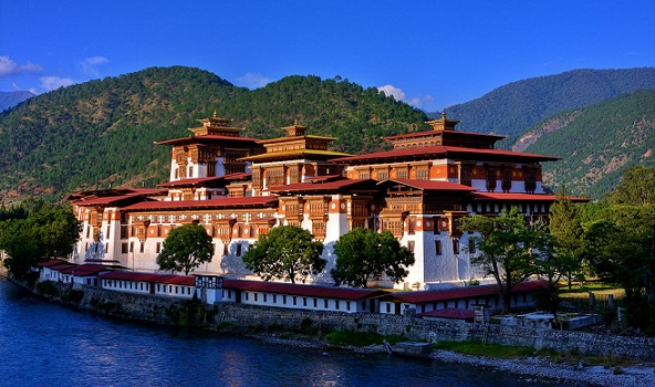 how to go bhutan from india by road