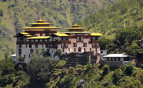 Bhutan Tourist Places-Tashigang