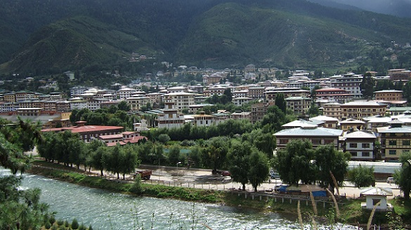 Bhutan Tourist Places-Thimphu