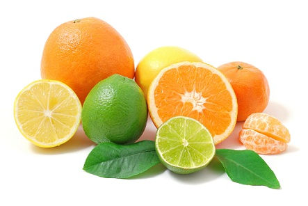 Food For Glowing Skin Citrus Fruits