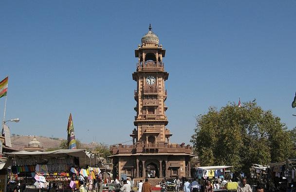 clock-tower_jodhpur-tourist-places
