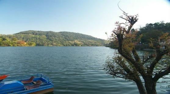 Dehradun Tourist Places to Visit-Asan Barrage water Sport Resort