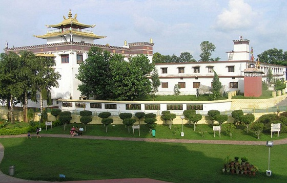 Dehradun Tourist Places to Visit-Mindrolling Monastery