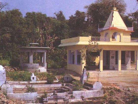 Dehradun Tourist Places to Visit-Tapovan